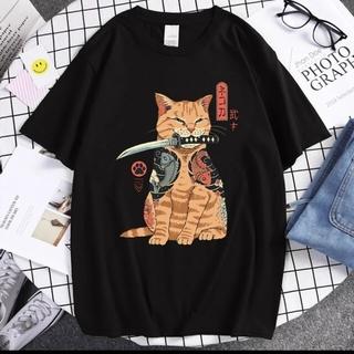 不良ぬこ tシャツ  size XL