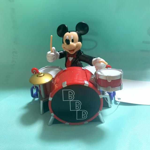 Disney(ディズニー)のビッグバンドビート ドラム ミッキー スナックケース インテリア/住まい/日用品のインテリア小物(小物入れ)の商品写真