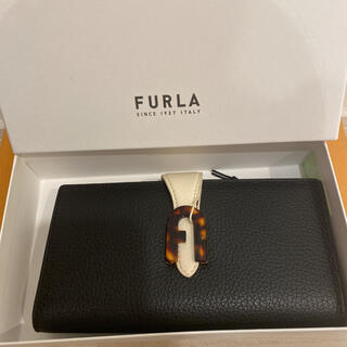 Furla - FURLA フルラ ソフィア グレイニーコンチネンタルウォレット 新品
