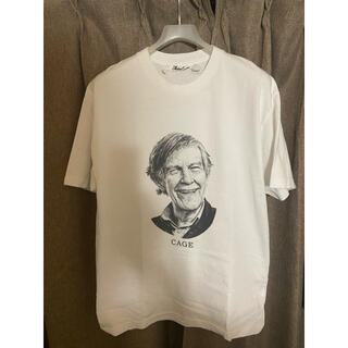 アンユーズド(UNUSED)のmidorikawa  cage Tシャツ(Tシャツ/カットソー(半袖/袖なし))