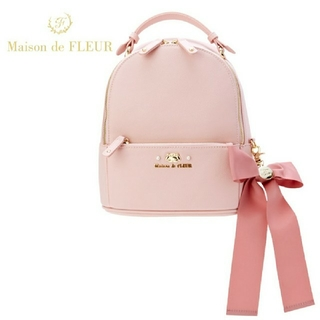 Maison de FLEUR - 限定★お値下げ★メゾンドフルール マイメロ リュック ピンク
