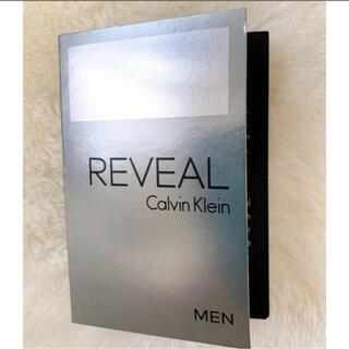 即購入可 カルバン・クライン リヴィール メン オードトワレ1.2ml ミニ香水(香水(男性用))