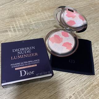 クリスチャンディオール(Christian Dior)の【新品・未使用】Dior フェイスパウダー(フェイスパウダー)