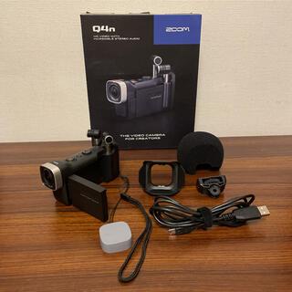 ズーム(Zoom)のゆい様専用 ZOOM Q4n ビデオレコーダー(ビデオカメラ)