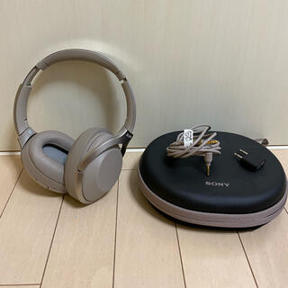 SONY - SONY WH-1000XM2 ワイヤレスノイズキャンセリングヘッドホン