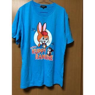 企業コラボ クッピーラムネTシャツ(L Lサイズ)