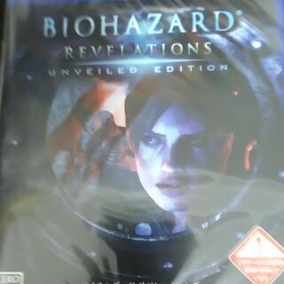 PlayStation4 - PS4バイオハザードリベレーションズアンベールドエディション新品発送(ネコポス)