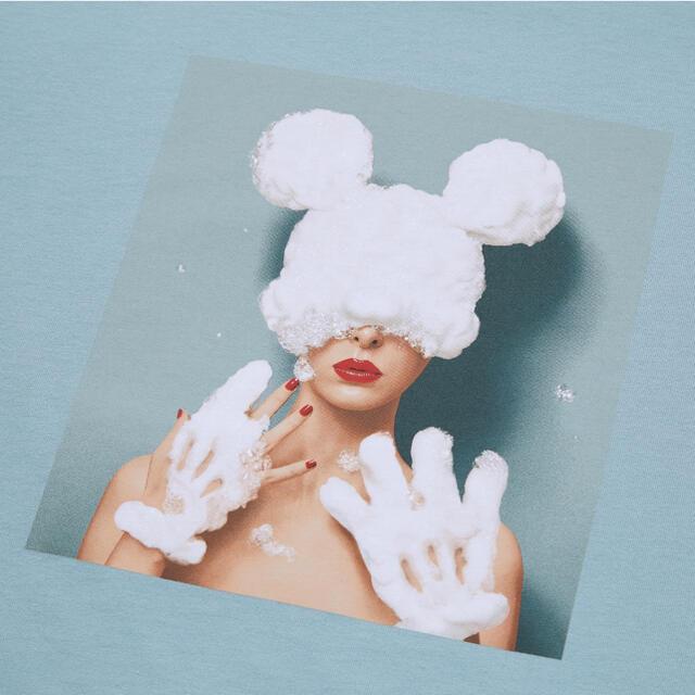 UNIQLO(ユニクロ)のポストカード1枚おまけ!ユニクロ ディズニー 吉田ユニ 3XL レディースのトップス(Tシャツ(半袖/袖なし))の商品写真