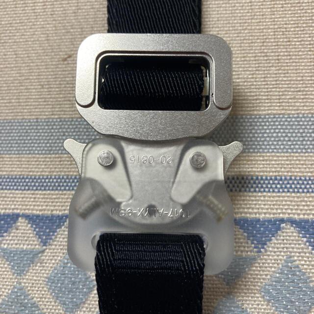 OFF-WHITE(オフホワイト)のalyx ローラーコースターベルト 破格の2個セット メンズのファッション小物(ベルト)の商品写真