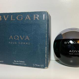 ブルガリ(BVLGARI)のBVLGARI AQVA POUR HOMME (香水(男性用))