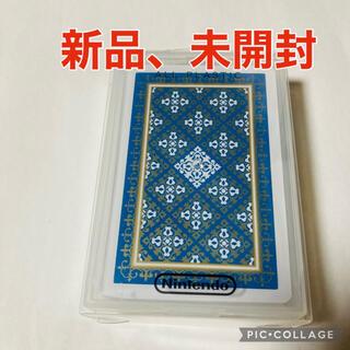 ニンテンドウ(任天堂)のトランプ 任天堂 (藍)(トランプ/UNO)