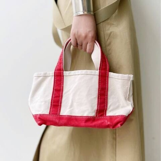 L'Appartement DEUXIEME CLASSE(アパルトモンドゥーズィエムクラス)のアパルトモン エルエルビーン Canvas Mini ミニトートバッグ 新品 レディースのバッグ(トートバッグ)の商品写真