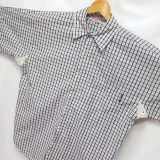XLARGE - ★アメリカ製 XLARGE オーバーサイズ チェック シャツ