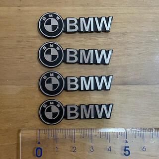 ビーエムダブリュー(BMW)の《新品》 BMW スピーカーエンブレム ステッカー 4枚セット(車内アクセサリ)