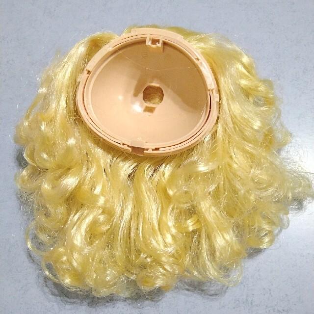ブライス 頭皮付きウィッグ ハンドメイドのぬいぐるみ/人形(人形)の商品写真