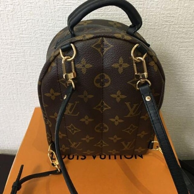 LOUIS VUITTON(ルイヴィトン)のLOUIS VUITTON ルイヴィトン モノグラム リュック M44873 レディースのバッグ(リュック/バックパック)の商品写真