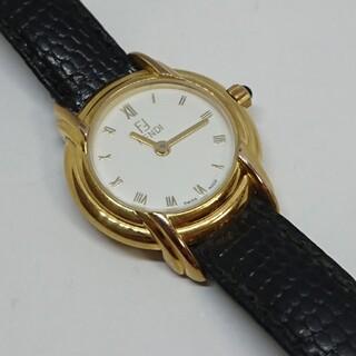 フェンディ(FENDI)の電池交換済【FENDI フェンディ】レディース腕時計 300L ベルト難あり(腕時計)
