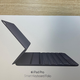 アップル(Apple)のiPad Pro 11インチ smart keyboard Folio(iPadケース)