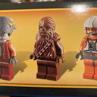 レゴ(Lego)のレゴ ミニフィグ スターウォーズ チューバッカ 7958(積み木/ブロック)