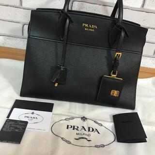 プラダ(PRADA)の新品同様 極美品 プラダ エスプラナード トートバッグ ハンドバッグ(トートバッグ)