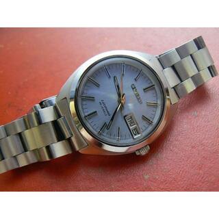 シチズン(CITIZEN)のシチズン CITZEN LEOPARD オートマチック プラ風防 良好 美品(腕時計(アナログ))