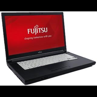 富士通 - 富士通 ノートパソコン A576/P  2017年出荷モデル