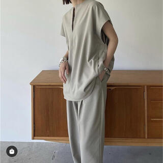 CLANE クラネ SOLID FORM TOPS