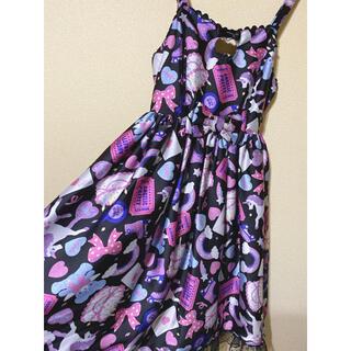 Angelic Pretty - Angelic Pretty Girly Stickerジャンパースカート
