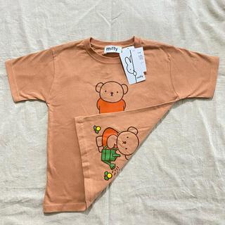 シマムラ(しまむら)のしまむら ミッフィー miffy ボリス キッズ トップス(Tシャツ/カットソー)
