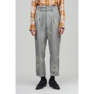 Yohji Yamamoto - BED J.W. FORD Jacquard Trousers 20日まで