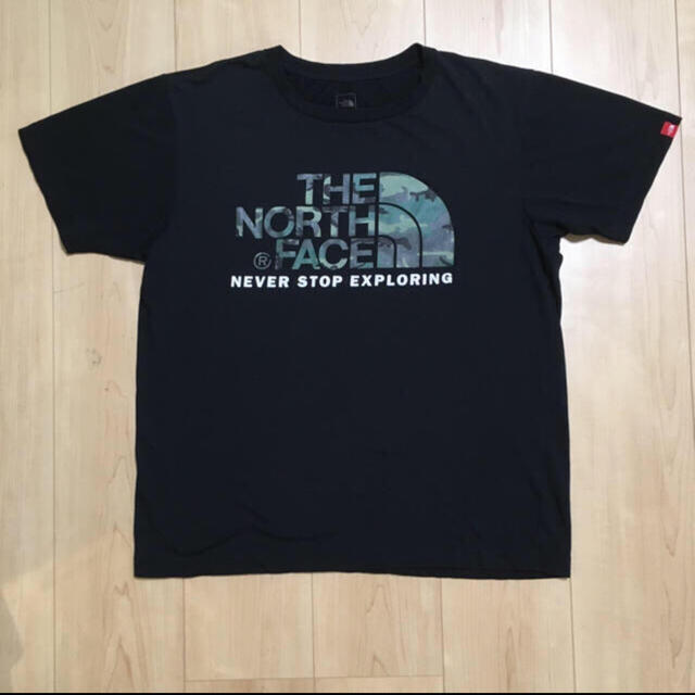 THE NORTH FACE(ザノースフェイス)の美品 ノースフェイス tシャツ メンズのトップス(Tシャツ/カットソー(半袖/袖なし))の商品写真