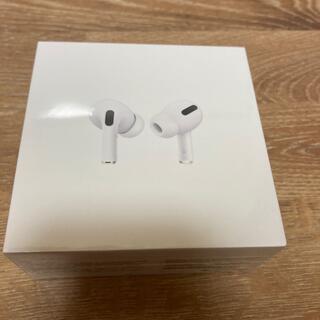 Apple - 新品・未開封 Apple AirPods Pro エア ポッズ プロ イヤホン