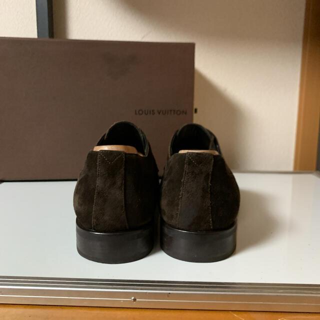 LOUIS VUITTON(ルイヴィトン)の美品 LOUIS VUITTON ルイヴィトン ドレスシューズ 革靴 サイズ9 メンズの靴/シューズ(ドレス/ビジネス)の商品写真