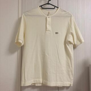 Scye - 【Scye】〈別注〉鹿の子ヘンリーネックTシャツ