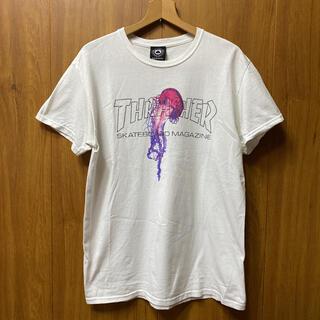 スラッシャー(THRASHER)のTHRASHER Atrantic Drift Tシャツ Mサイズ(Tシャツ/カットソー(半袖/袖なし))