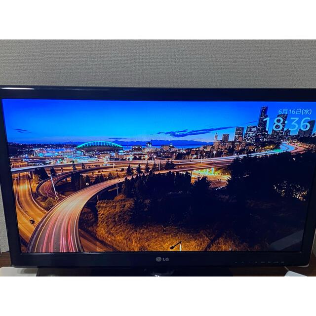 LG Electronics(エルジーエレクトロニクス)のLG 32型テレビ スマホ/家電/カメラのテレビ/映像機器(テレビ)の商品写真