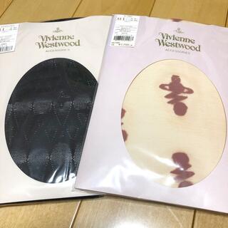 ヴィヴィアンウエストウッド(Vivienne Westwood)のVivienneWestwood ストッキング2枚(タイツ/ストッキング)