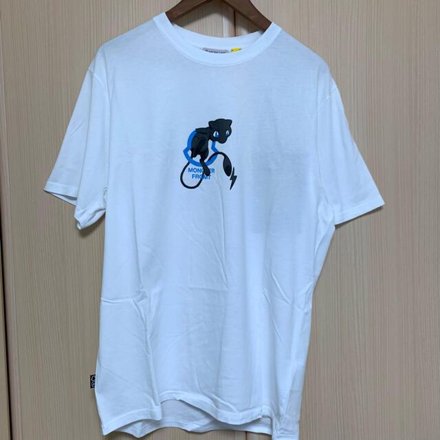 MONCLER(モンクレール)のS moncler fragment tシャツ pokemon ポケモン ミュウ メンズのトップス(Tシャツ/カットソー(半袖/袖なし))の商品写真