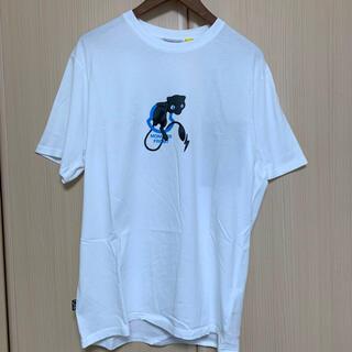 モンクレール(MONCLER)のS moncler fragment tシャツ pokemon ポケモン ミュウ(Tシャツ/カットソー(半袖/袖なし))