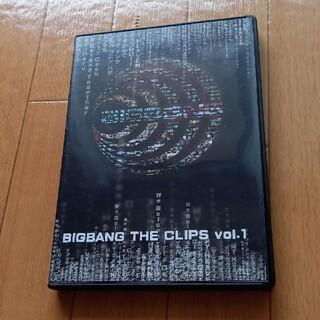 ビッグバン(BIGBANG)の「BIGBANG/THE CLIPS vol.1〈初回生産限定・2013年12月(K-POP/アジア)