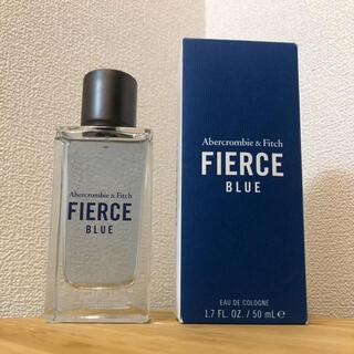 アバクロンビーアンドフィッチ(Abercrombie&Fitch)のアバクロ フィアース Blue(香水(男性用))