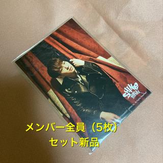 シャイニー(SHINee)のSHINee 2016 DDD ポストカードセット5枚(アイドルグッズ)