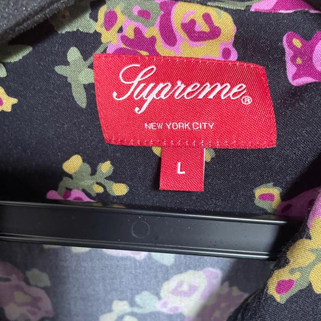 Supreme(シュプリーム)のsupreme 20ss floral rayon shirt フローラルシャツ メンズのトップス(シャツ)の商品写真