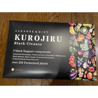 ファビウス(FABIUS)のFABIUS KUROJIRU Black Cleanse  90g(ダイエット食品)