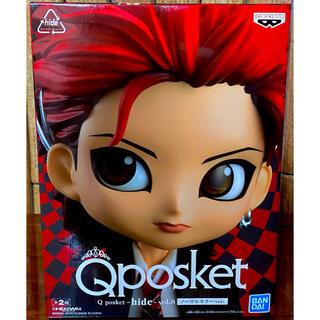 BANPRESTO - 【即購入OK】Qposket hide フィギュア Vol.8 Aカラー