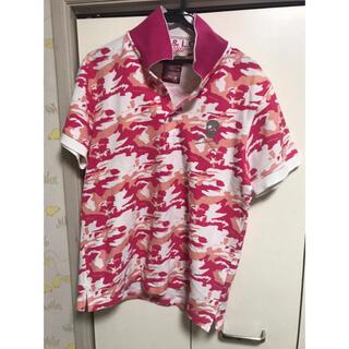 マークアンドロナ(MARK&LONA)の「美品」マーク&ロナ ポロシャツ(ポロシャツ)