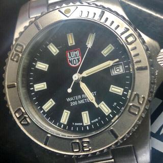 Luminox - LUMI NOX diversシリーズ ref1589japan正規品t25極美