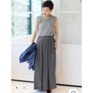JOURNAL STANDARD - Tシャツ&マキシスカートセット ジャーナルスタンダード 花柄 フラワープリント