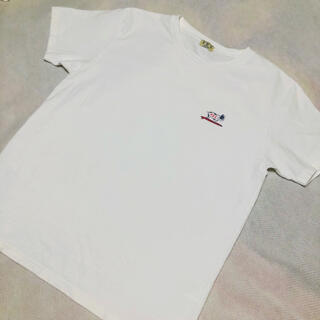 Ron Herman - TES エンドレスサマー ワンポイントBUHIプリントTシャツ M
