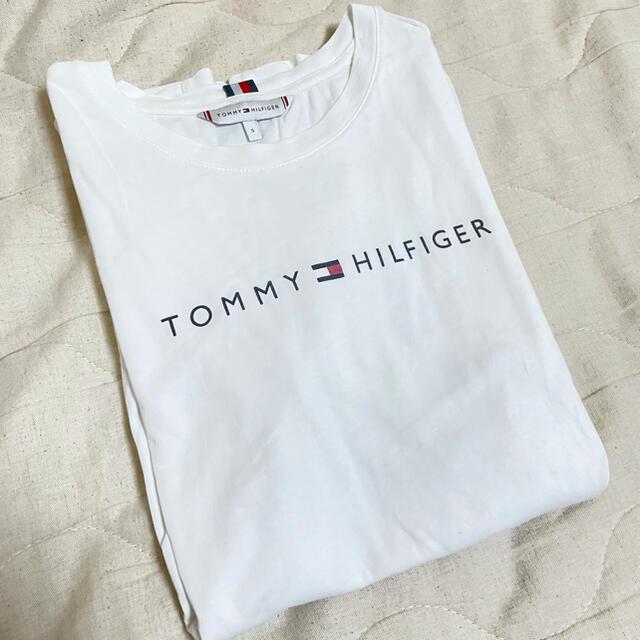 TOMMY HILFIGER(トミーヒルフィガー)のTOMMY Tシャツ レディースのトップス(Tシャツ(半袖/袖なし))の商品写真